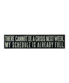 But seriously, it's hard enough to function normally with social anxiety and a full schedule, why do the doctors have to make it so hard to get my medication? I already know it's going to be a crisis as soon as I run out and I have too much at stake for that.