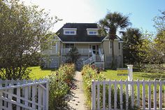 Isle of Palms Vacation Rental House Oceanfront: Palm Blvd. 3306 | Island Realty