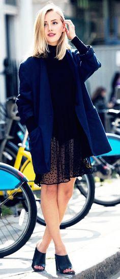 Sarah Mikaela of Framboise Fashion wearing