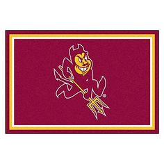 Arizona State Rug -- Read more reviews of the product by visiting the link on the image.