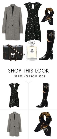 """""""Untitled #50"""" by t1-tone on Polyvore featuring Chanel, Proenza Schouler, Gucci, STELLA McCARTNEY and Hermès"""