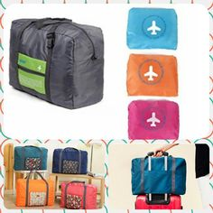 Carry this foldable bags while traveling, Very useful with 32L of storage capacity. For more information whats app on 9172550099. Click now on www.facebook.com/yourexpression