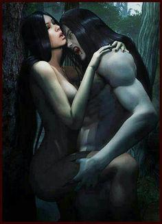 Naked Vampiers 9