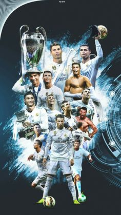 Messi Y Ronaldo, Cristiano Ronaldo Juventus, Lionel Messi, Cr7 Wallpapers, Real Madrid Wallpapers, Ronaldo Football Player, Ronaldo Junior, Ronaldo Photos, Real Madrid Team