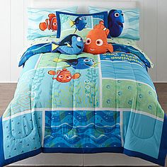 Ordinaire Jcp | Disney® Finding Dory Twin/Full Reversible Comforter + BONUS Sham