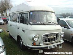 Barkas camping car de 1960