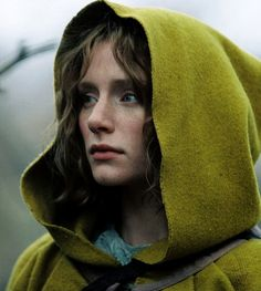Shite movie but bryce dallas howard in the village is just perfect.
