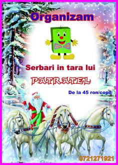 SERBARE la Loc de Joaca de la 45 ron/copil Parintii intrare LIBERA www.taraluipatratel.ro  www.facebook.com/L0CDEJOACA