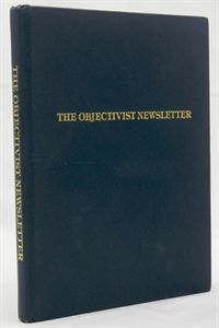 """This 224-page volume is a penetrating, philosophical dissection of the events and ideas dominating our culture. Among its contents: an elucidation of the two political issues with which the practical fight for freedom should begin; a moving tribute to Marilyn Monroe; illuminating reviews of books by authors as diverse as Victor Hugo and Mickey Spillane; and replies to questions about Objectivism in the """"Intellectual Ammunition Dept."""""""