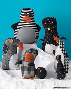 Hello, could this be the perfect penguin pattern for my nephew?