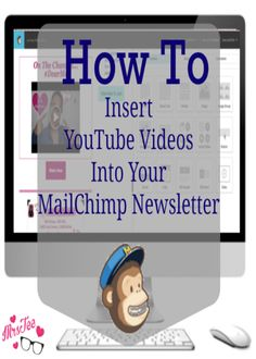 My MailChimp Newsletter has definitely become one of the best ways I have to stay connected with my Readers and Followers outside of my site. I can send them updates, reminders and even exclusive content...