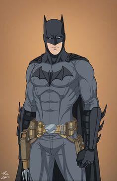 Character belongs to DC Comics Batman edit) 04