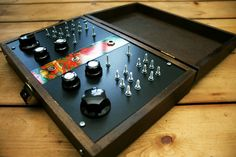 alligator clip synthesizer - Google Search