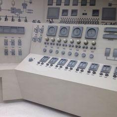 Roxy Paine. Control Room, 2013