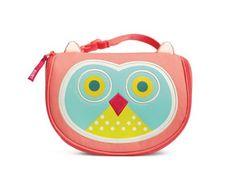 BUILT NY  Big Apple Buddies Lunch bag Owl