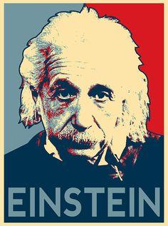 Albert Einstein Albert Einstein Poster, Forrest Gump, Shepard Fairey Art, Character Illustration, Illustration Art, Alex Pardee, Rick And Morty Poster, Satirical Illustrations, E Mc2