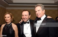 San Francisco Intl. Film Festival, with Kevin Spacey and Warren Beatty