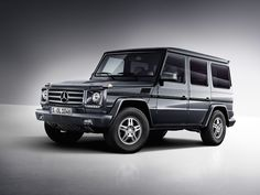 Foto de Mercedes-Benz Clase G (5/20)
