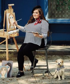 Before I meet with Saturday Night Live star Aidy Bryant at one of her favorite restaurants on Manhattan's west side, I text a few mut. Aidy Bryant, Chub Rub, Celebrity Biographies, Prom Queens, I Icon, Saturday Night Live, Curvy Fashion, Spring Summer Fashion, Style Icons