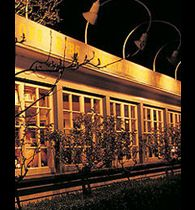 An amazing place for dinner in Napa.  They grow their own veggies and herbs right beside the restaurant.