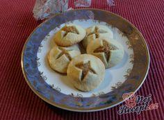 Nebeské cukroví Christmas Sweets, Sweet Desserts, Holiday Cookies, Apple Pie, Oatmeal, Treats, Baking, Vegetables, Breakfast