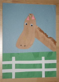 Footprint Horse Craft