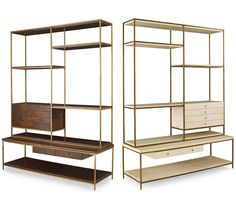 When it comes to my requirements for an ideal bookshelf, this model satisfies them all.
