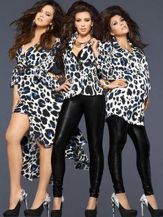 Leopard Print Kardashian Kollection