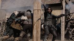 """""""It's very much and the Red Guard versus and tonight at on Matt Stokoe, Bbc Musketeers, Luke Pasqualino, Divided We Fall, Tom Burke, Brothers In Arms, Adventure, Twitter, Red"""