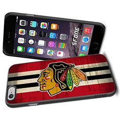 Chicago Blackhawks NHL, WADE1298 Hockey iPhone 6 4.7 inch Case Protection Black Rubber Cover Protector WADE CASE http://www.amazon.com/dp/B00WQ368QO/ref=cm_sw_r_pi_dp_kemnwb0F7M8M2
