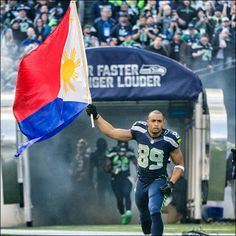 Doug baldwin...Go Filipino!!!