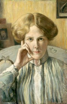 Kansallisgalleria - Taidekokoelmat - Marie von Heiroth