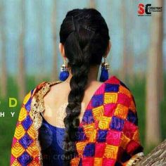 Nyc phulkari with maching lottan(earrings) Kurta Pajama Punjabi, Punjabi Salwar Suits, Pakistani Suits, Punjabi Fashion, Indian Fashion, Lengha Saree, Phulkari Suit, Desi Clothes, Indian Clothes