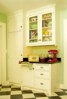1000 Ideas About Vintage Kitchen Cabinets On Pinterest