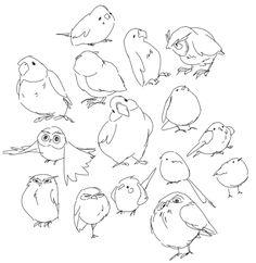 miraongchua: love bird
