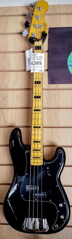 Classic Vibe 70s P Bass