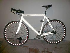 Make your entire bike reflective!