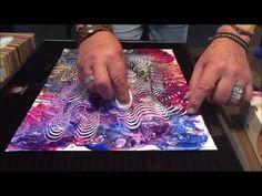 Encaustic Art & Hotplate deel 2 - YouTube