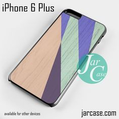 Wood Art 2 Phone case for iPhone 6 Plus and other iPhone devices