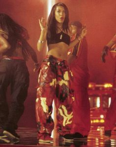 "Aaliyah Dana Haughton ""Hot like Fire"""