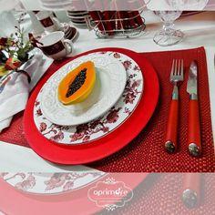 Belissimas porcelanas Piemonte e Capri da Porto Brasil, formando um lindo conjunto para compor sua mesa!  Tudo na aprimore...#aprimoreeletro #listadepresentes #vestiramesa #amor #listadecasamento