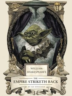 "Do you like like Star Wars but feel it's been lacking a literary edge? Try this re-working of George Lucas's fantasy space epic - all written in Shakespearean iambic pentameter. | Someone Re-Wrote The First Three ""Star Wars"" Films In Shakespearean Verse"
