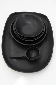 Nelson Sepulveda; Glazed Stoneware 'Dadasi' Tableware for Belart, c2010.