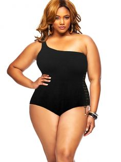 6c6f45e055777 39 Desirable Fuller Body Swimwear images | Plus size swimsuits, Plus ...