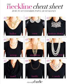 charming charlie necklaces - Google Search