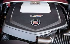 Cadillac cts-v:  Supercharged V8 engine with 556 horsepower at 6100rpm - What a rush!