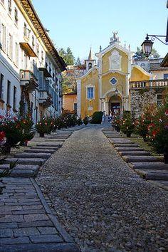 Chiesa Parrocchiale di Santa Maria Assunta, Orta San Giulio - Parish Church of Santa Maria Assunta, Orta San Giulio (Italy)