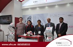 UHS stall on 3rd Day at Arab Health 2015. University Hospital Sharjah is proud to be part of Arab Health 2015. You can visit us at Stall No. CC135, Concourse, World Trade Centre, Dubai till 30th January 2015