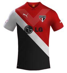 SÃO PAULO PUMA FANTASY   LK Camisas