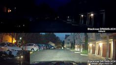 Blackvue DR650S-2CH vs. DR750S-2CH: Nighttime Video Comparison Footage w/ Night Vision enabled The new Blackvue DR750S offers a huge improvement in night time video footage compared to the DR650S. Check this out... Purchase the DR750S-2CH here: http://amzn.to/2gPBKPv  Camera settings: DR750S-2CH: 1080p60 front/rear Night Vision On DR650S-2CH: 1080p30 front 720p30 rear  Support me on Patreon: http://ift.tt/2gWJYce  Website: http://ift.tt/1lwrfBy Facebook: http://ift.tt/1QRVNuX Twitter…